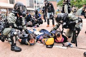 港版國安法 中共公安部直接指導港警