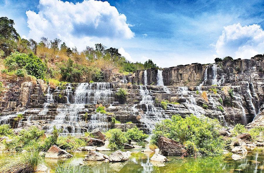 炎夏納涼去 全球19座絕美瀑布(二)