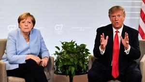 特朗普建十一國反共聯盟 德國「叛美投共」