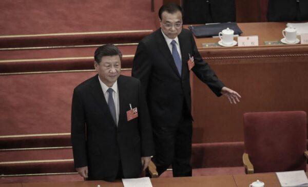 李克強戳破了「中國夢」。( Kevin Frayer/Getty Images)