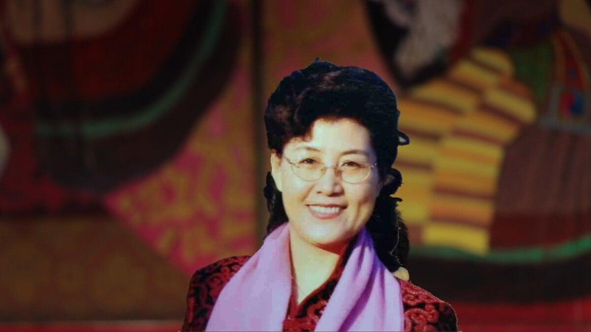 前中共中央黨校教授蔡霞公開發文批評中共是「人類公敵」。(合成圖片)