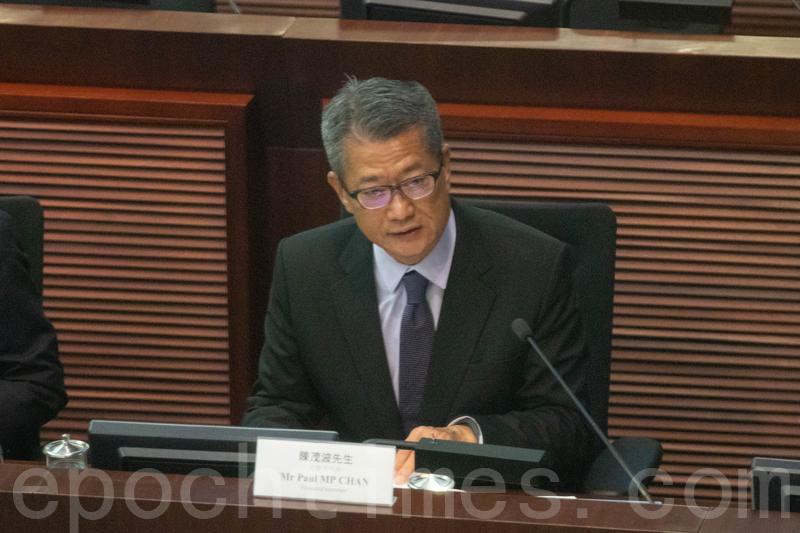 「聯匯不需美國同意」 陳茂波說法被指荒唐