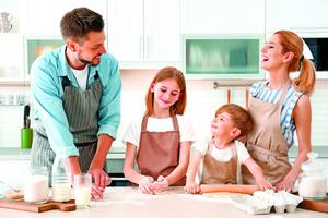 疫情當下學校停課 孩子在家上學  家長變老師  ( 一 )