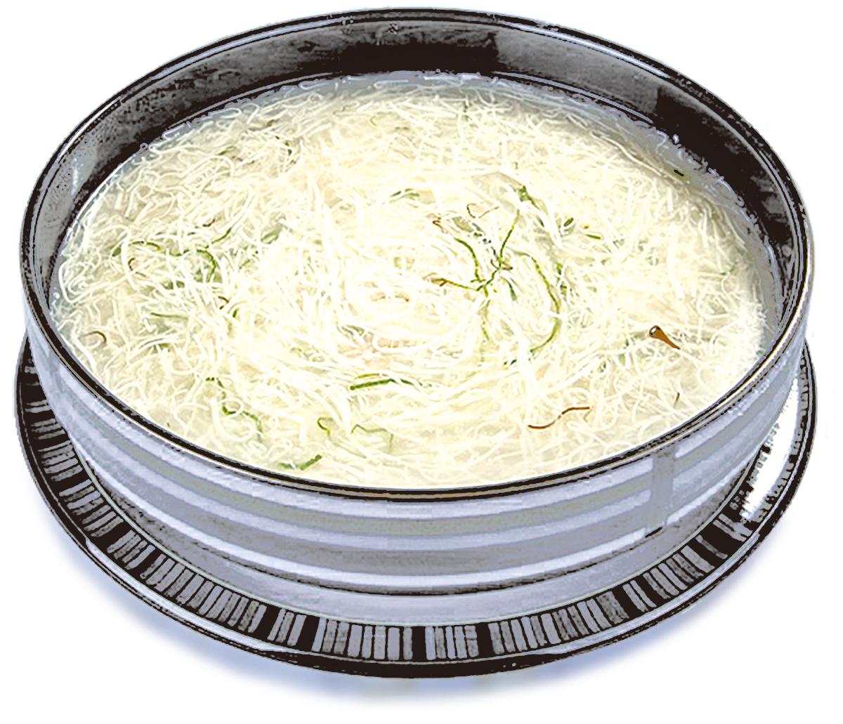 著名的「文思豆腐」是由清代揚州天寧寺文思和尚所創製。