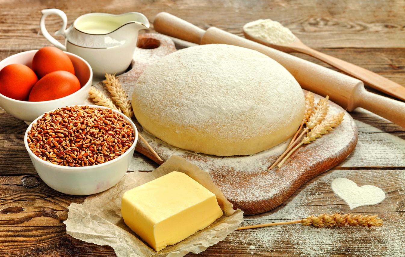 在家做麵包不用擔心發酵問題,只要有微波爐就行了!