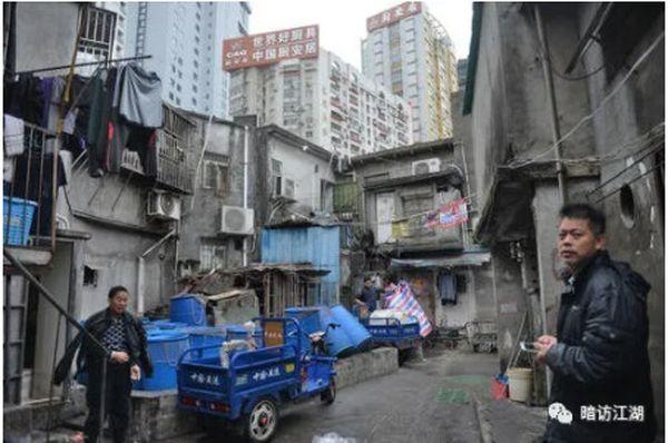 中國底層民眾現狀。(網絡圖片)