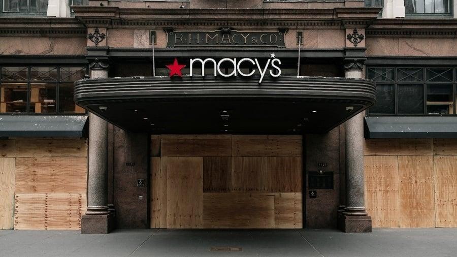 紐約最大名店遭洗劫 特朗普再籲調用國民警衛隊