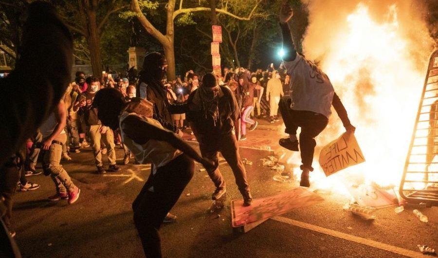 財經冷眼:美國顏色革命的背後巨手 特朗普的最後一戰!