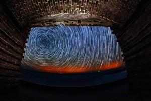 縮時攝影:群島要塞上空的美東最璀璨星空