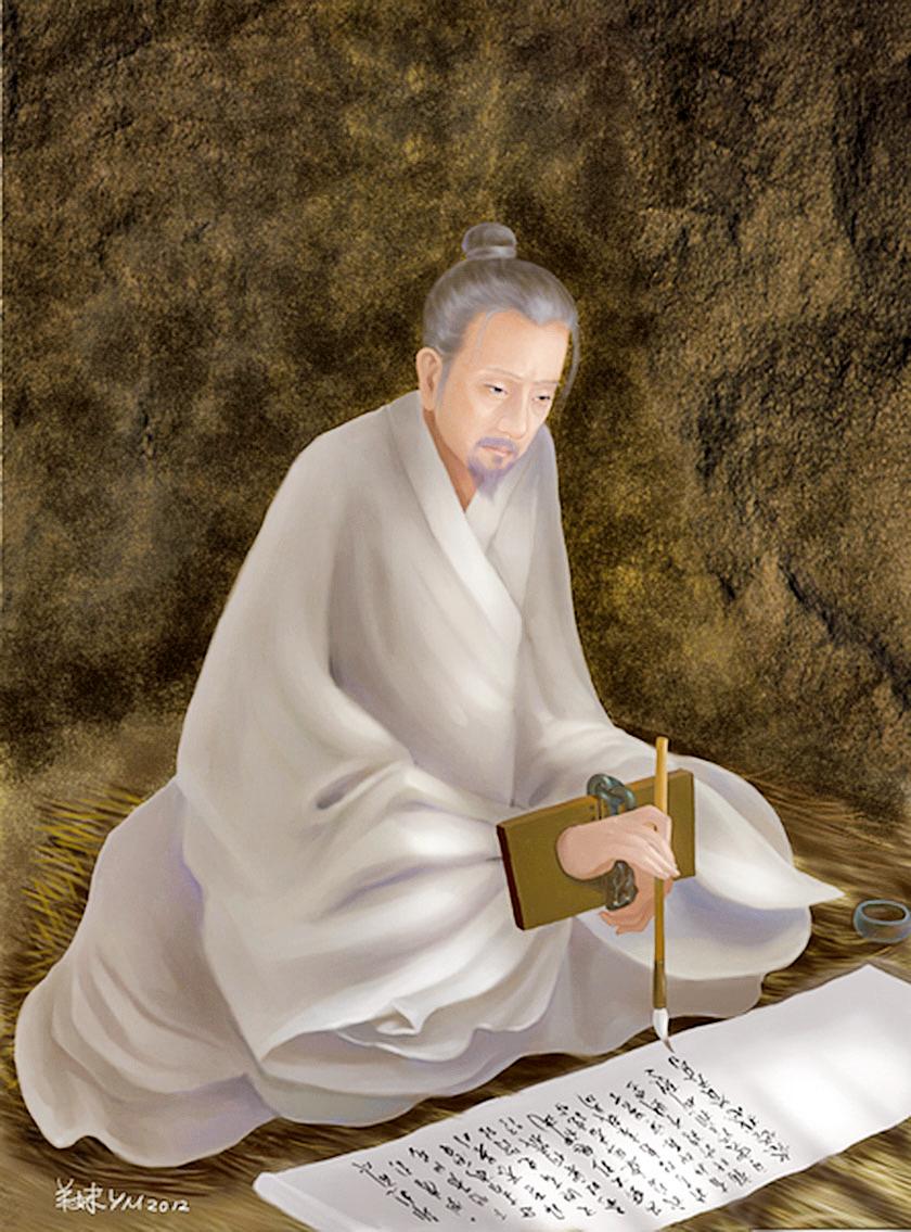 文天祥在獄中寫的一些詩文,也由他帶出收藏保管(羊妹/大紀元製圖)