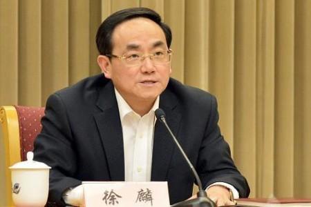 中共網信辦官網公布信息,徐麟被任命為網信辦主任、國新辦副主任。(圖絡圖片)