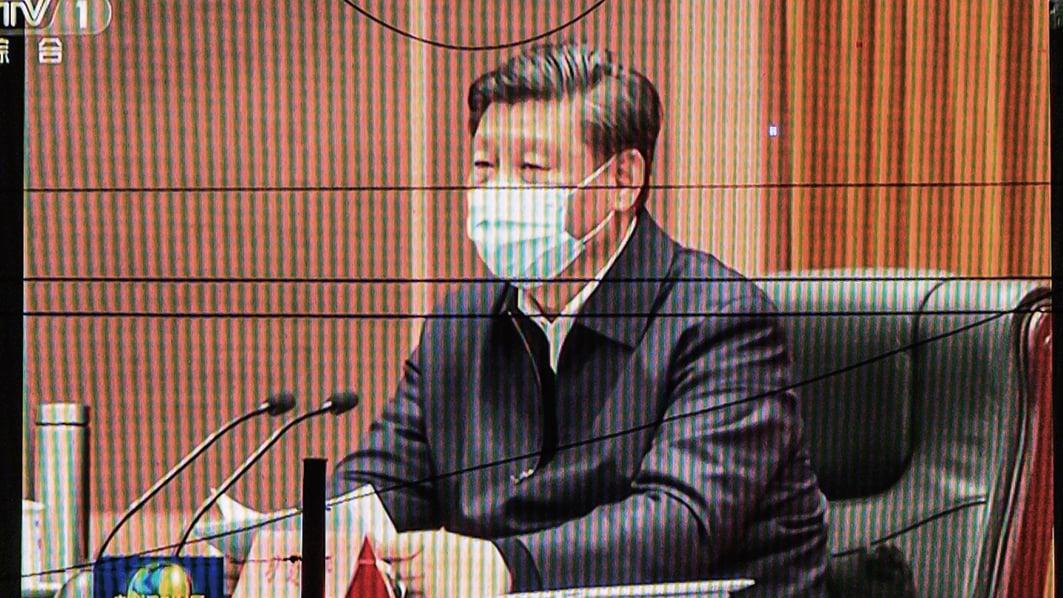 中共黨內罷習近平錄音瘋傳
