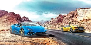 Lamborghini Huracán EVO後驅版