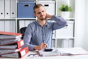 工作常感覺疲憊易怒?改善職場過勞5要點