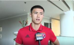 前足球隊長陳偉豪擬參選立法會功能組別
