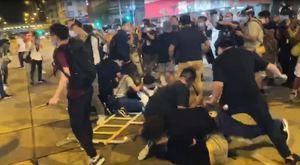 六四燭光集會 旺角有便衣警察拘捕至少2人
