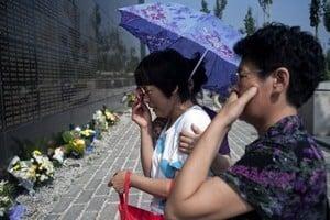 傳中共秘報唐山地震死亡人數逾65萬