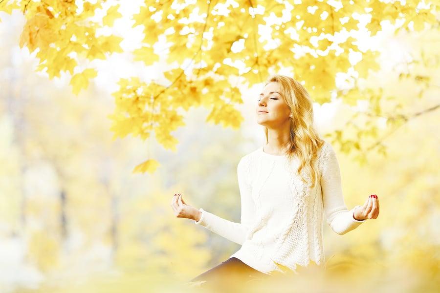 靜坐有益身心 增免疫 抗炎抗病毒