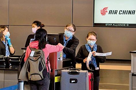 【一線採訪】22名中國學生滯留瑞士 部分被遣返美國