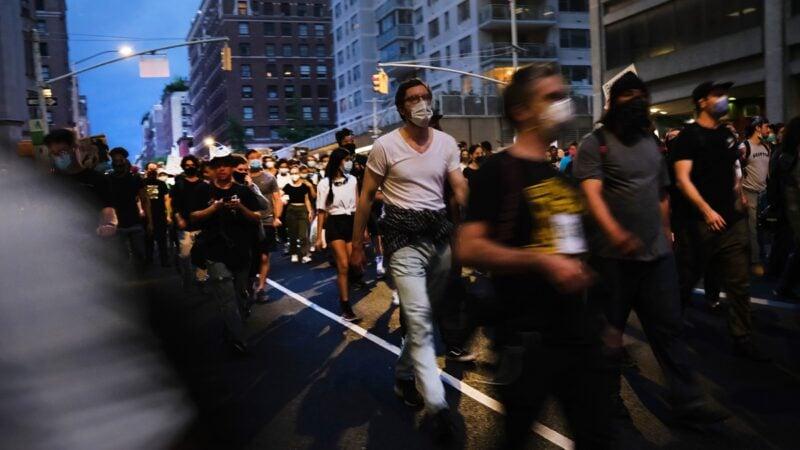 參加美國騷亂被捕 傳中國留學生供出「官方指使」