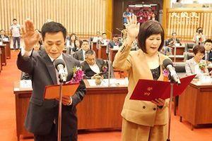 挺韓高雄市議會議長許崑源跳樓身亡