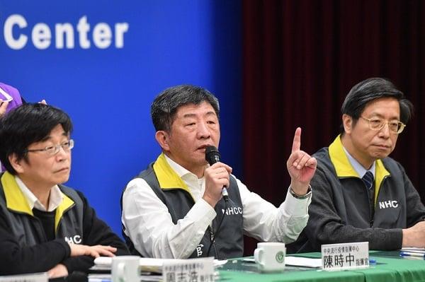 中央流行疫情指揮中心宣佈,7日起台灣防疫措施大解封。(中央社資料照)