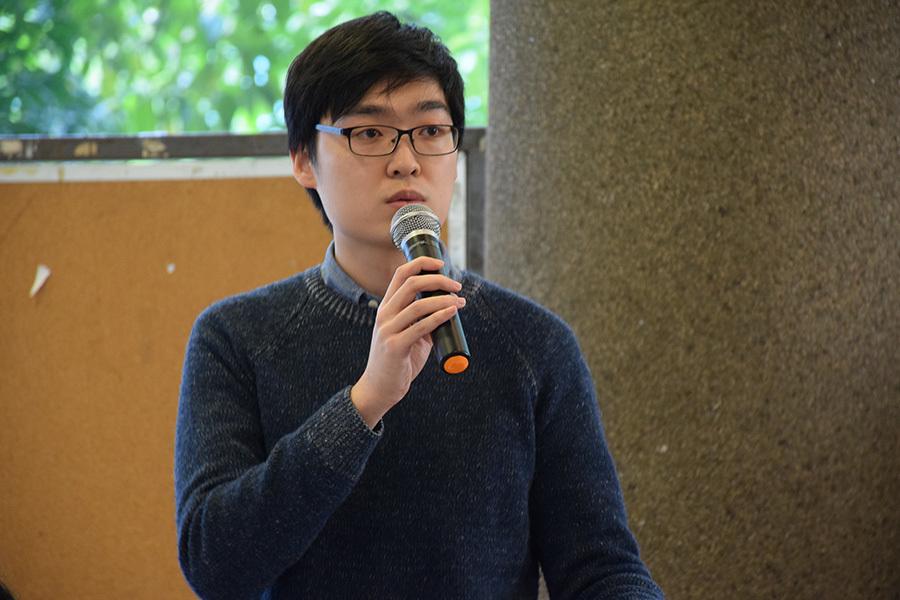 報名參選立法會新界西直選的香港民族黨召集人陳浩天昨日(30日)被選管會取消其參選資格。(維基公有領域)