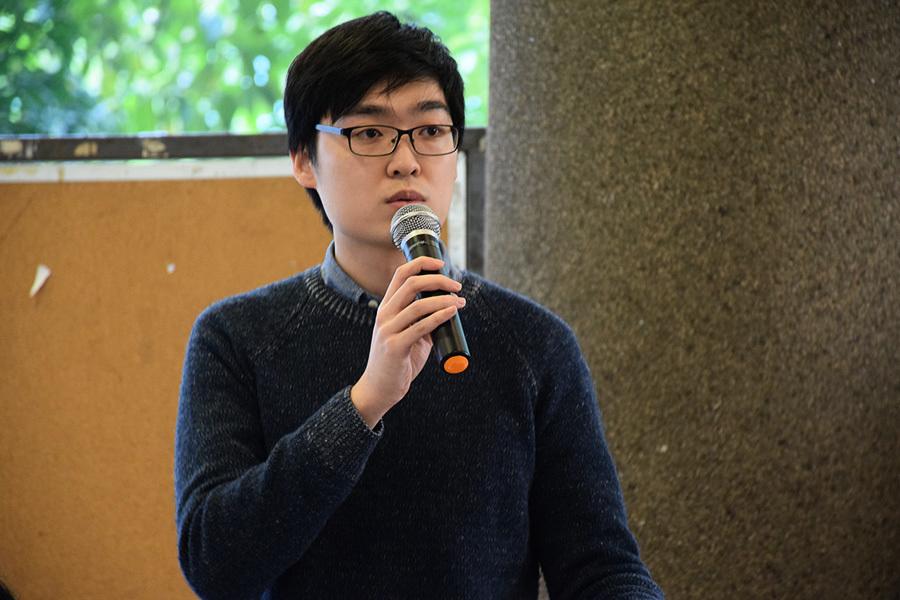 香港民族黨陳浩天被取消參選資格
