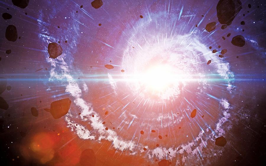 三十年後終於發現宇宙遺失物質