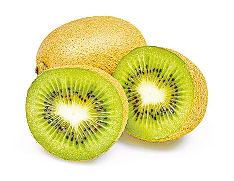 獼猴桃皮所含的抗氧化物質、維他命C和纖維質的含量都比果肉還多。