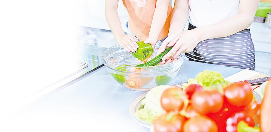 非洗不可!六種必須徹底清潔的蔬果