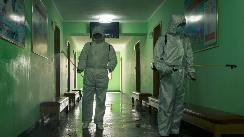 北韓疫情摀不住了?2醫院疑數十人死於中共病毒