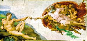 文藝復興巨匠 米開朗基羅 ──《創世紀》(二)