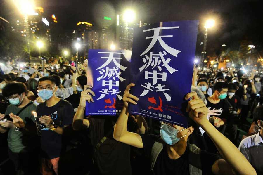 「反送中」運動周年 各界回顧並展望香港未來