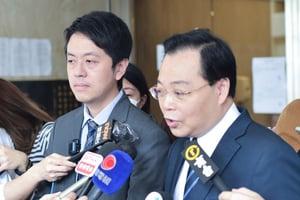 許智峯入稟披露催淚彈成份 法官令律政司35天內交誓章