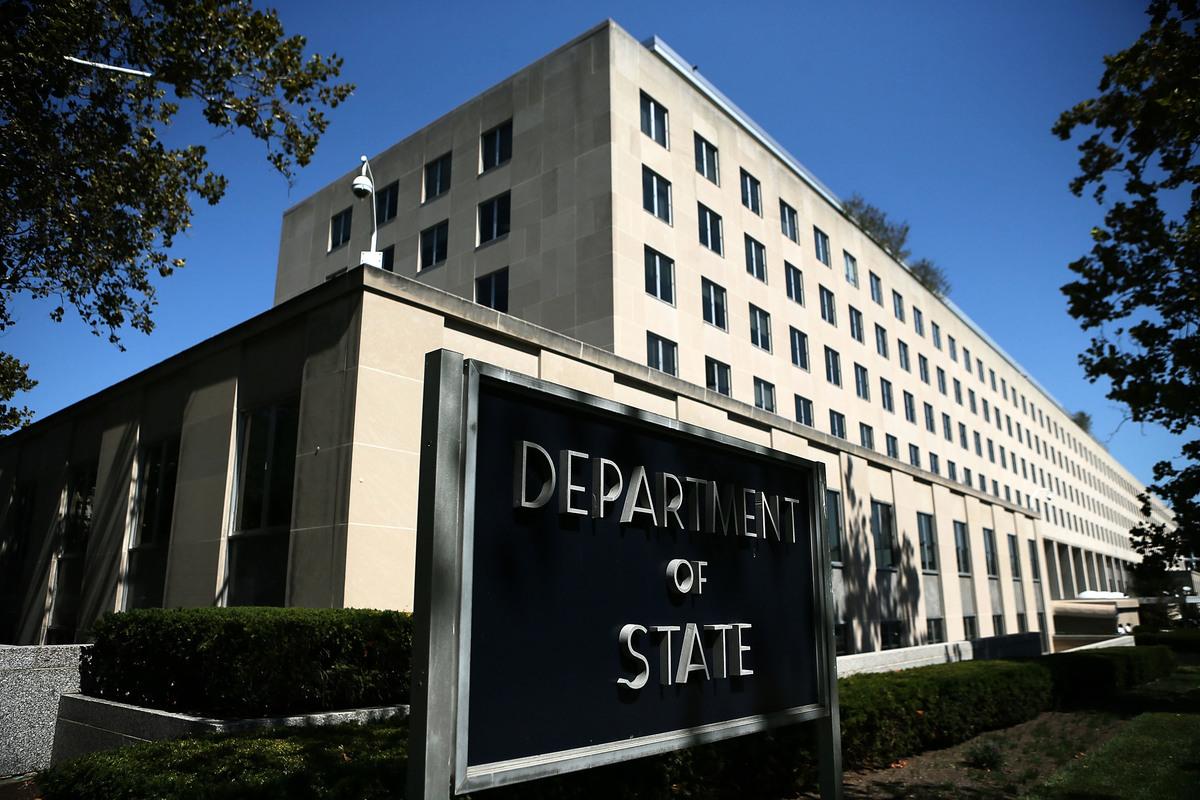 美國國務院考慮把五家中共媒體駐美機構列為外交使團。(示意圖/Getty Images)