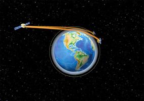 14年後 第一代掩星氣象衛星謝幕
