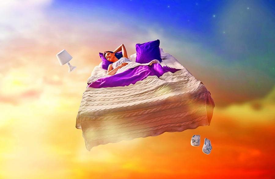 夢境在傳達訊息 了解夢境找到療癒力 (上)