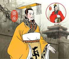 笑談風雲 秦皇漢武 第二十八章 立儲風波(2)