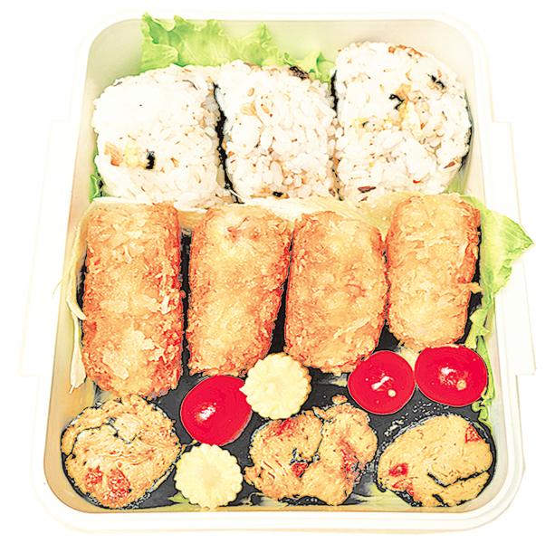 自己動手做美味營養的餐盒