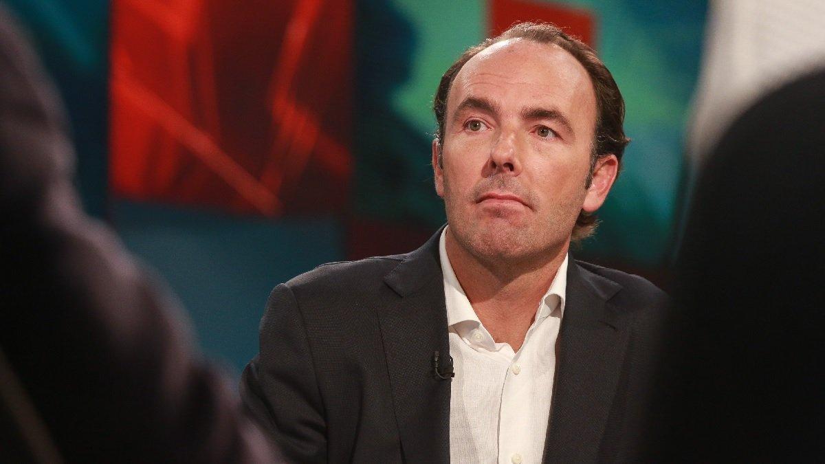 美國對沖基金大佬、海曼資本管理公司創始人凱爾巴斯(Kyle Bass)。(Rob Kim/Getty Images)