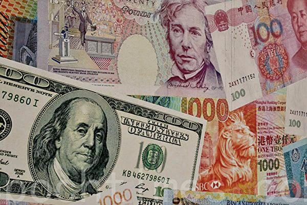 金融大鱷對賭聯繫匯率崩潰