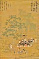 茶文化——茶器 宋朝建盞襯點茶 天價也難得