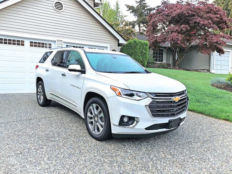 青年護衛 2020 Chevrolet Traverse Premier