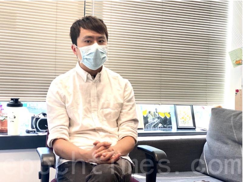 反送中一周年專訪 鄺俊宇:懷著樂觀的心 擇善固執
