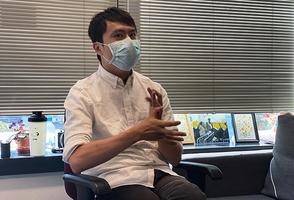 反送中周年專訪 鄺俊宇:懷著樂觀的心 擇善固執