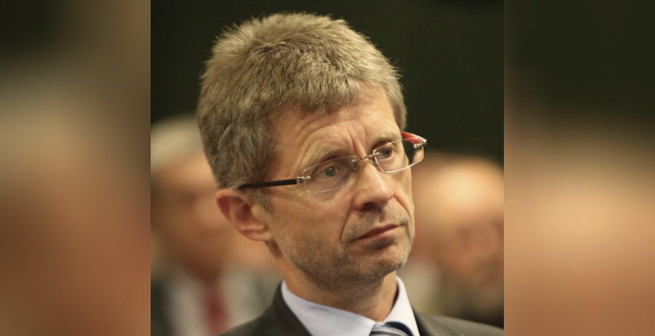 參議院議長維特齊(Miloš Vystrčil)宣佈訪台,同時感謝台灣援贈防疫物資。圖為捷克參議院議長維特齊。(CC BY 2.0)