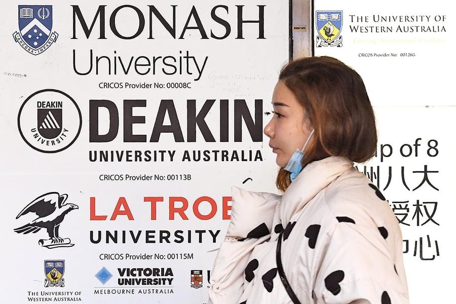 中澳關係惡化 中方報復從貿易走向教育