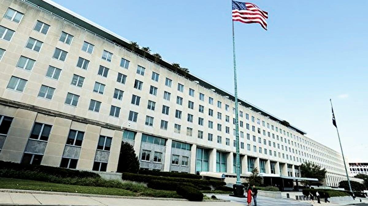 美國國務院(大紀元)