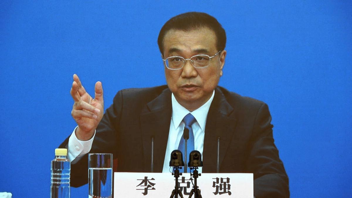 李克強日前泄露中國外貿企業涉及2億人的就業難題。(Andrea Verdelli/Getty Images)
